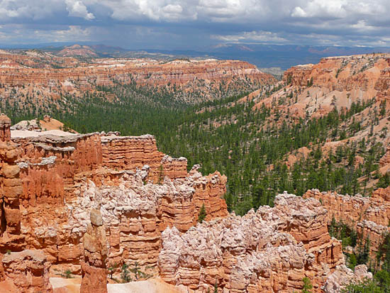 The Bryce Amphitheater