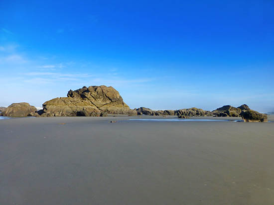 Kalaloch Beach near Brown's Point