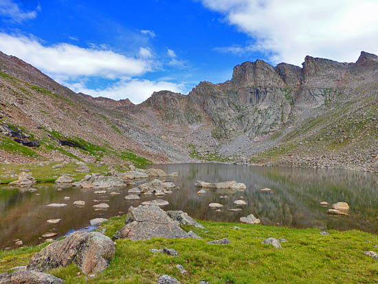 Abyss Lake - Mt Evans Wilderness